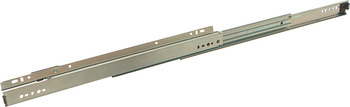 Ball Bearing Drawer Runners, Full Extension, Load Capacity 40-45 kg, Accuride 7407