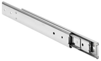 Ball Bearing Drawer Runners, Full Extension, Load Capacity 55-80 kg, Accuride 3031