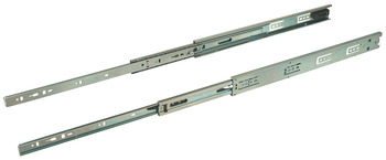 Ball Bearing Drawer Runners, Full Extension. Heavy Duty, Accuride 3832HDSC Self Closing