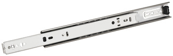 Ball Bearing Drawer Runners, Single Extension, Load Capacity 30-35 kg, Accuride 2132DO