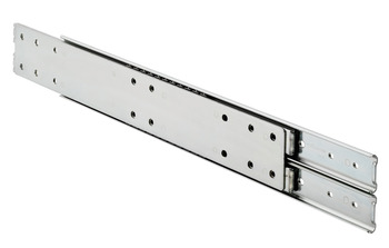 Ball Bearing Drawer Runners, Single Extension, Load Capacity 80-100 kg, Accuride 6026