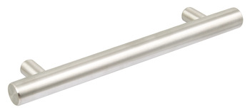 Bar Handle, Stainless Steel, Fixing Centres 96-775 mm