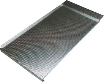 Base Unit Liner, Aluminium, for 18 mm Board Thickness