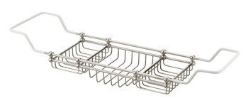 Bath Rack, Deluxe, Height 110 mm, Width 700 mm, Depth 194 mm, Carroll