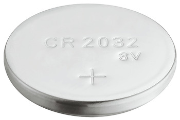 Battery, Button Cell, for Push Button Sender