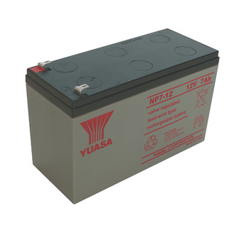 Battery, Rechargeable, 7.0 Amps
