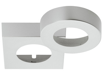 Bezel, for Surface Mounting Loox LED 2025/2026