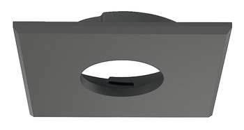 Bezel, Recess Mounting, for Loox LED 2090