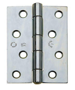 Butt Hinge, CE Marked, Steel