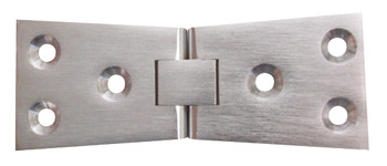 Butt Hinge, Counter Flap, 102 x 32 mm, Brass