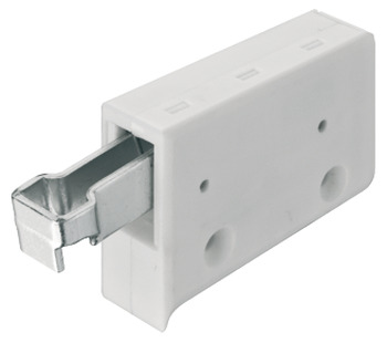 Cabinet Hanger, Screw Fixing, Unhanded, Two-Way Adjustment