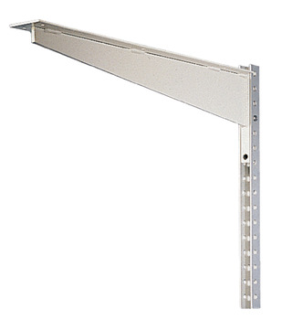Cabinet Support Bracket, Height Adjustable