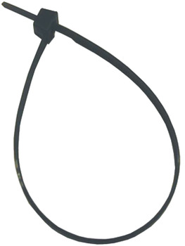 Cable Tie, Clear Nylon Finish