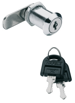 Cam Lock, Econo, Standard Profile, with Straight Cam