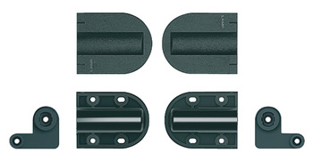 Chest Lid Hinge, for Medium Sized Lids