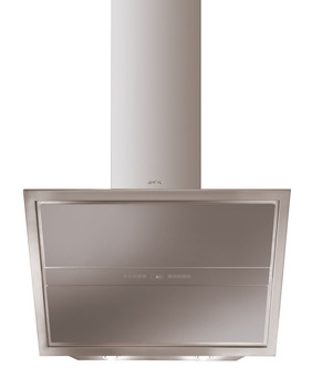 Chimney Hood, 900 mm, Smeg Linea