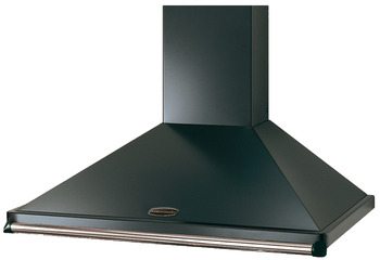 Chimney Hood, with Rail, Rangemaster Classic 100