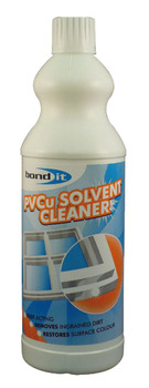 Cleaner, for PVCu, Size 1 litre, Solvent Based