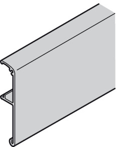 Clip Panel, for Top Track, for Sliding Interior Doors, Slido Classic