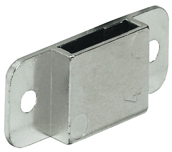 Closed Bar Guide, for Surface or Recess Mounting