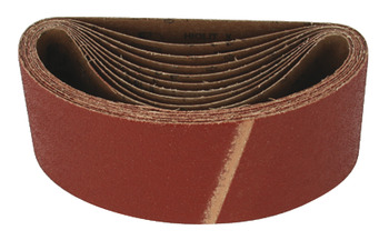 Cloth Belt, 75 x 533 mm, Mirka Hiolit X