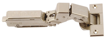 Concealed Cup Hinge, 110°, for Thin Doors, Tiomos M9