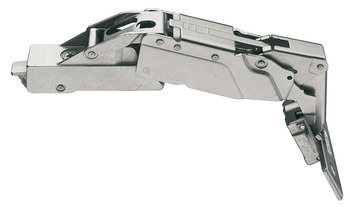 Concealed Cup Hinge, 160° Standard, Half Overlay/Twin Mounting, Click on Arm, Tiomos