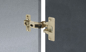 Concealed Cup Hinge, 270°, Full Overlay Mounting, Keyhole Fixing Arm, Häfele