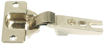 Concealed Cup Hinge, 95° Standard, Sprung, with Ø 40 mm Cup, Slide on, Grass