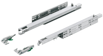 Concealed Drawer Runners, Full Extension, Dynamoov 30 kg
