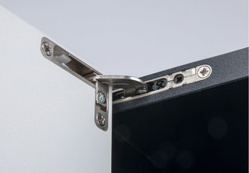 Concealed Hinge, 105°, Full Overlay Mounting, Tiomos H
