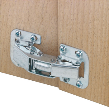 Concealed Hinge, 90°, Easy Mount, Steel