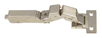 Concealed Hinge, Without Cup, for Thin Doors, Tiomos M0