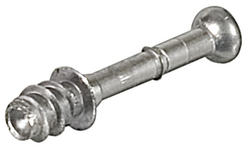 Connecting Bolt, Steel, with Special Thread and Bolt Head Ø 6.5 mm, Minifix M100