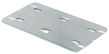 Connecting Plate, for Table Tops