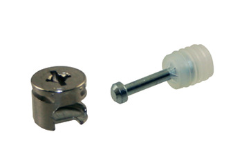 Connector (Housing and Bolt), for use with Nova Pro System Drawers
