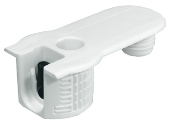 Connector Housing, Plastic, with or without Ridge, Rafix-20
