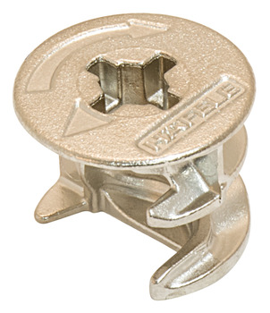 Connector Housing, with Rim, Zinc Alloy, Minifx 15