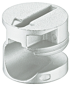Connector Housing, without Rim, Polycarbonate, Minifix 15