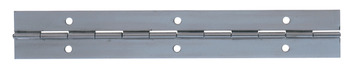 Continuous Hinge, 1834 mm Length, Aluminium
