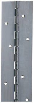 Continuous Hinge, 2134 mm Length, Stainless Steel