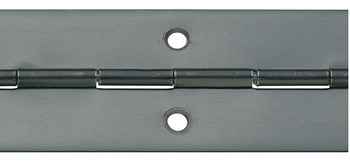 Continuous Hinge, Rolled, Straight Piano, 3.5 m length