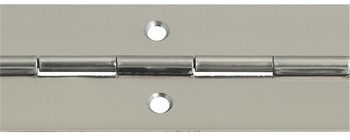 Continuous Hinge, Rolled, Straight Piano, 4016 Quality Magnetic