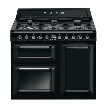 Cooker, Dual Fuel, Traditional, Three Cavity, Gas Hob 1000 mm, Smeg Victoria