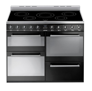 Cooker, Electric Induction 1100 mm, Smeg Symphony