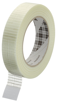 Cotton Adhesive Tape, for Tambour Doors, Plastic