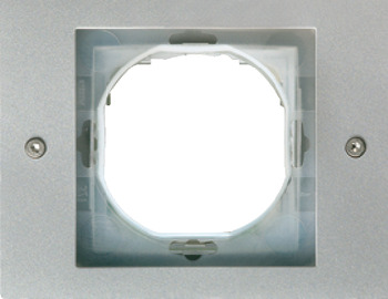 Cover Frame, TX-44, for External Applications, for Wall Terminal Set