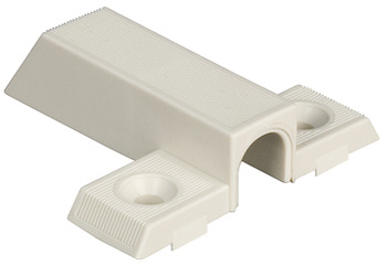 Cruciform Adapter Housing, Plastic