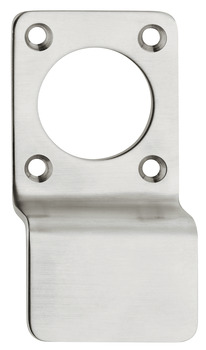 Cylinder Pull, Round, 316 Stainless Steel