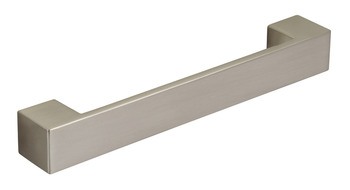 D Pull Handle, Zinc Alloy, Fixing Centres 160-192 mm, Conway